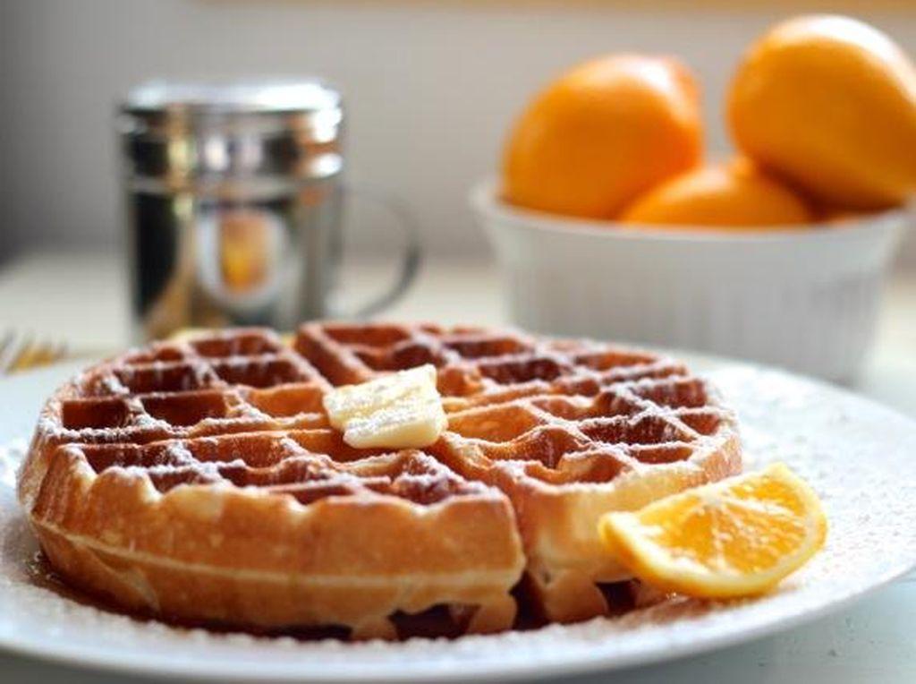 Perhatikan 5 Tips Ini untuk Dapatkan Waffle Empuk di Dalam dan Renyah di Luar