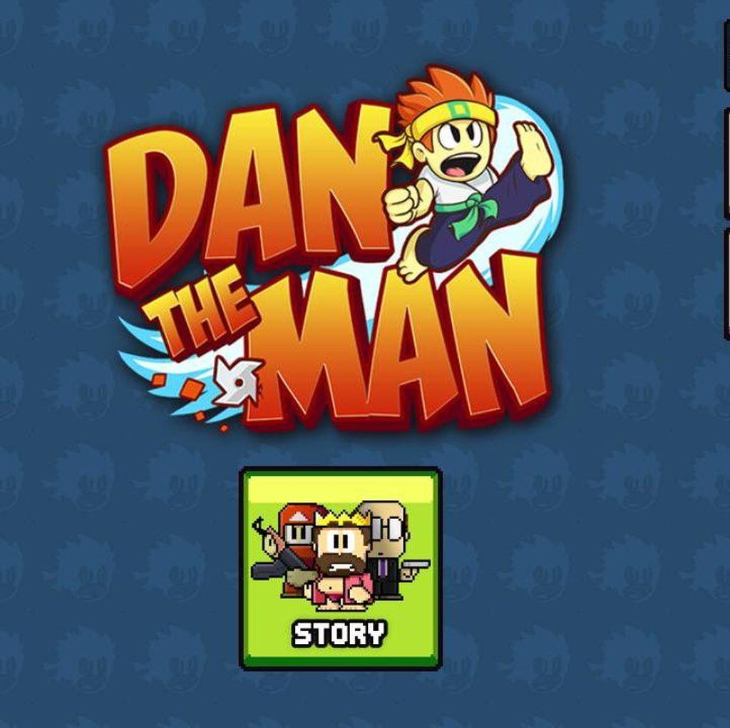 Dan The Man: Game Gebak-gebuk yang Menyenangkan