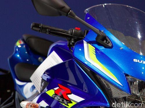 Suzuki Luncurkan Motor Sport, 250 cc Kah?