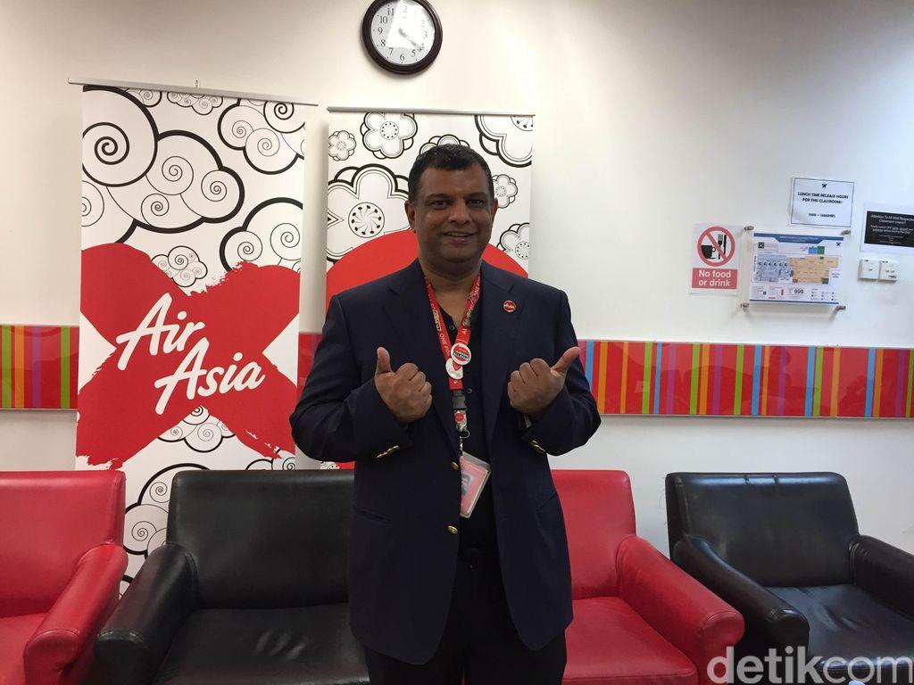 Ini Kata Bos AirAsia Soal Pariwisata Indonesia