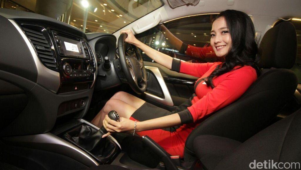 Pengendara Wanita Lebih Mudah Marah Saat Menyetir