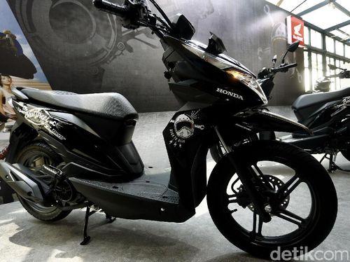 Rilis BeAT Street, Honda Ikuti Yamaha?