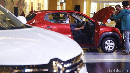 Produk Baru Renault Masih di Segmen SUV