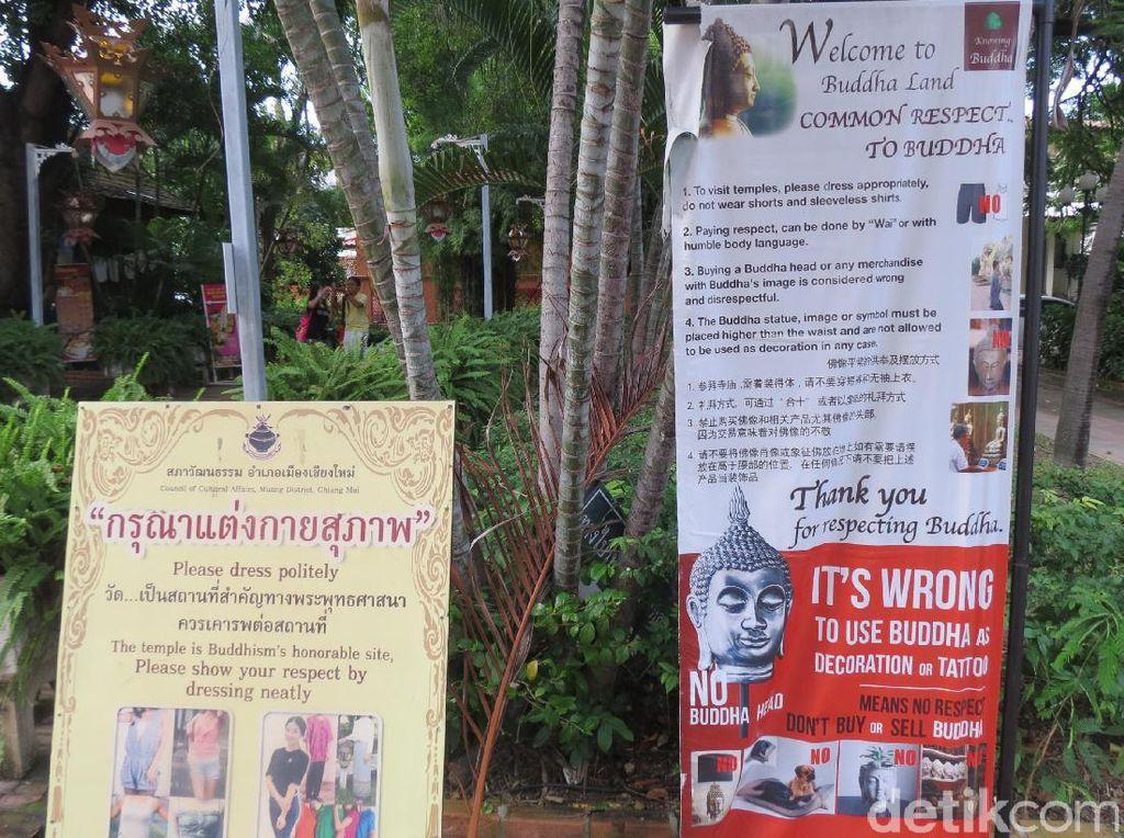 Jangan Beli Suvenir Patung Buddha di Thailand, Pokoknya Jangan