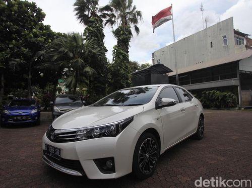 Perjalanan Toyota Corolla Generasi ke Generasi