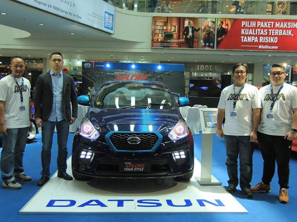 Datsun Xplore Your Style 2016 Resmi Digelar