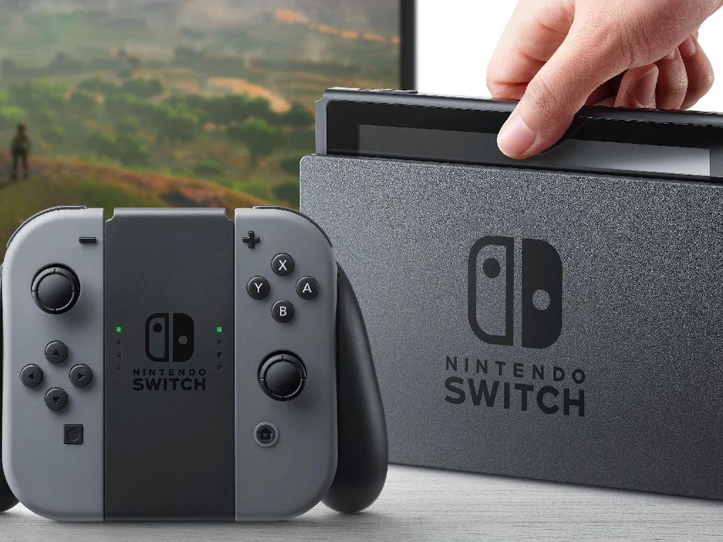 Mampukah Nintendo Switch Saingi PS 4 & Xbox One?