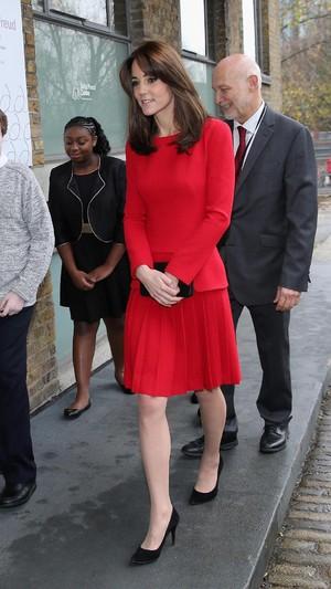 Foto: Momen Kate Middleton Pakai Busana yang Sama Berulang-ulang