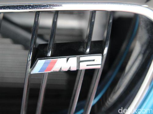 BMW Belum Mau Rakit M Series di Indonesia