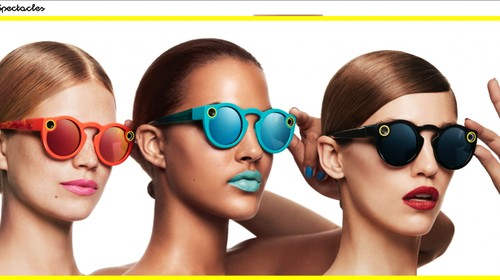 Kacamata Pintar Snapchat Dibanderol Rp 39,4 Juta di eBay