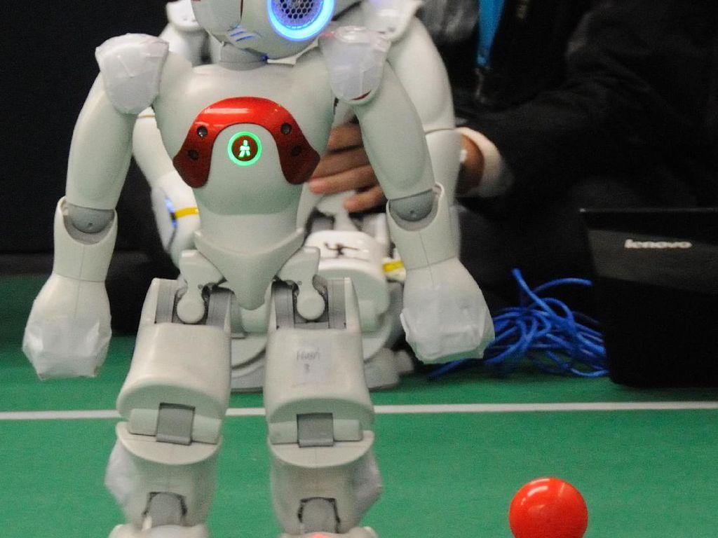Ketika Para Robot Unjuk Aksi