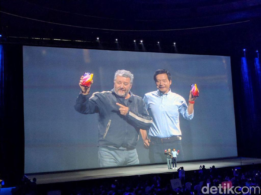 Momen Kelahiran Duet Ponsel Jagoan Xiaomi