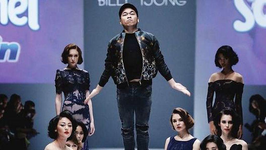 Persembahan Misterius Billy Tjong di Jakarta Fashion Week