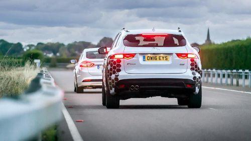 Jaguar Land Rover dan Ford Kolaborasi Uji Teknologi Masa Depan