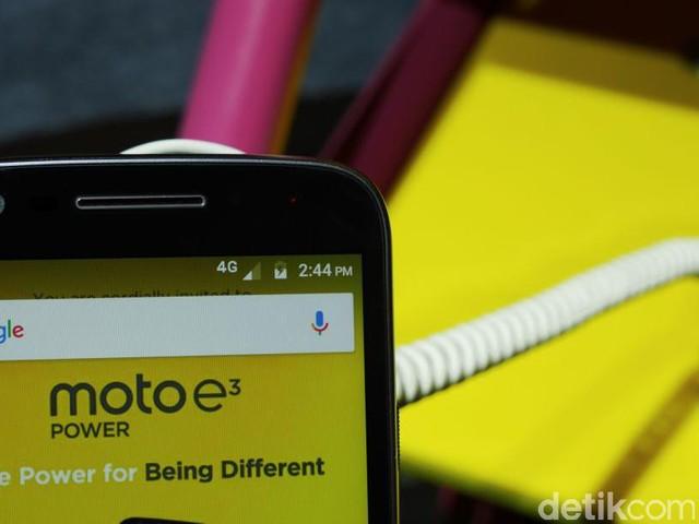 Ini Moto E3 Power, Android Rp 1,9 Juta dari Motorola
