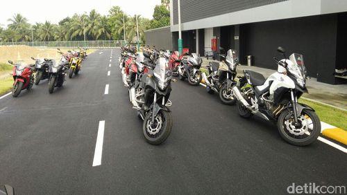 Sejak Diluncurkan, Honda Lepas 301 Unit Moge di Indonesia