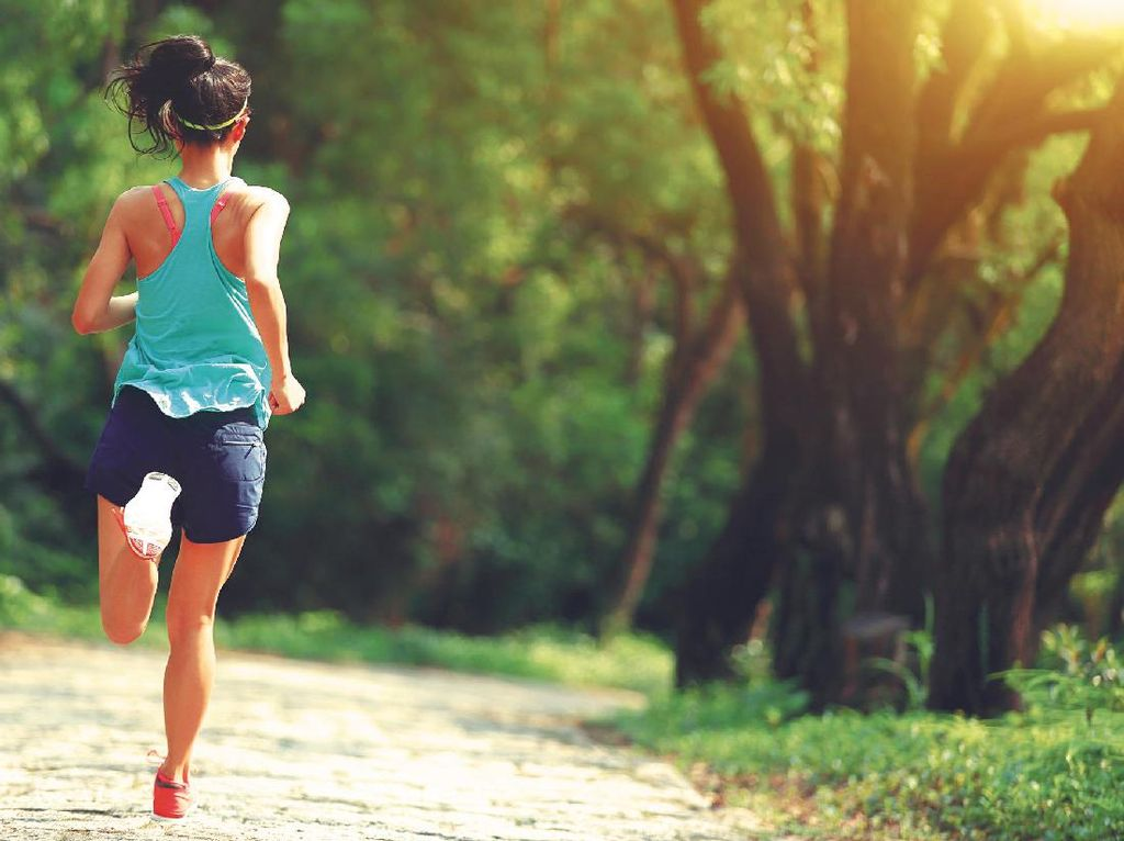 Jarang Berkeringat Meski Tiap Pagi Berolahraga