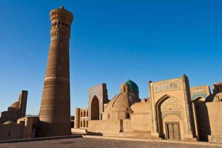 4 Situs Sejarah Paling Wajib Didatangi Di Asia Tengah