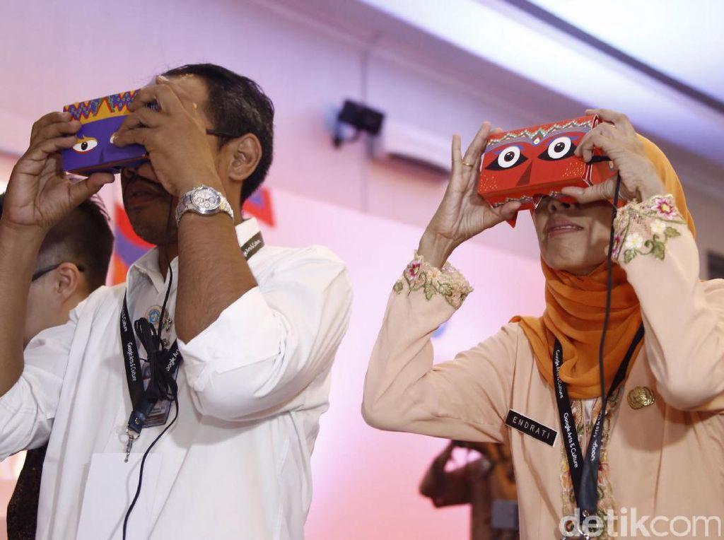 Menikmati 7 Museum Indonesia lewat Art Camera