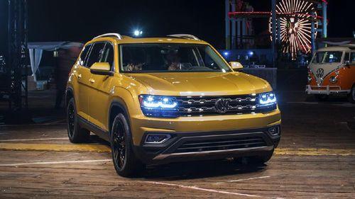 Volkswagen Resmi Kenalkan Atlas