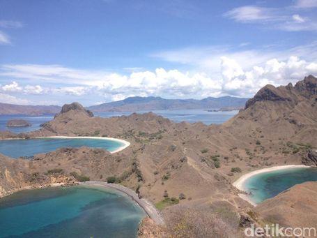 Kata Bos Garuda Tentang Labuan Bajo: Best View & Jurrasic Park Dunia