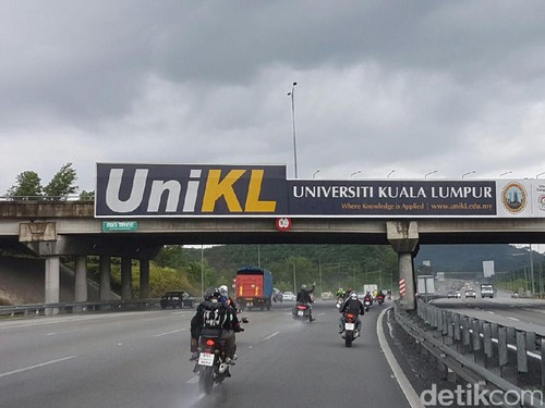 Banyak Merek, Persaingan Penjualan Motor di Malaysia Sangat Ketat