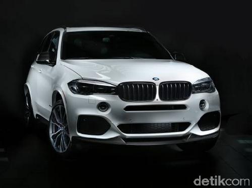 Canggih, Mesin Mobil BMW Bisa Dinyalakan dari Jauh