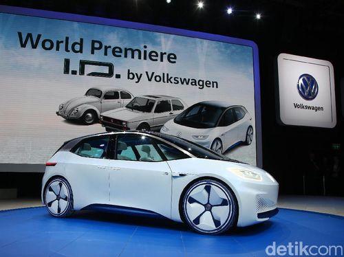 VW Janjikan Mobil Ini Bakal Revolusioner Seperti Beetle