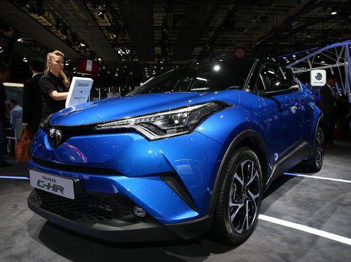 Toyota Mulai Jual C-HR, Berapa Harganya?