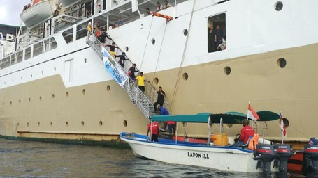 Wisata Bahari Ke Raja Ampat 2016 Naik Kapal Pelni, Asyik Banget!