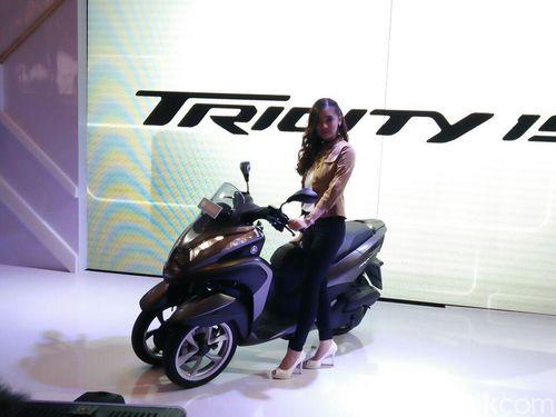 Yamaha Kenalkan 5 Motor Baru