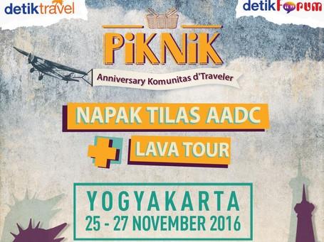 Sambut Ultah D'Traveler, Ayo Wisata AADC Ke Yogyakarta!