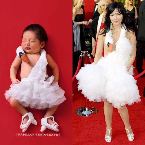 Foto Menggemaskan Bayi Penyanyi Nindy Jadi Katy Perry Hingga Lady Gaga 4