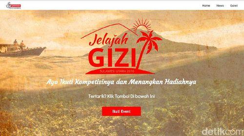 Dicari! 10 Petualang yang Mau Jalan-jalan ke Minahasa Sambil Belajar Gizi