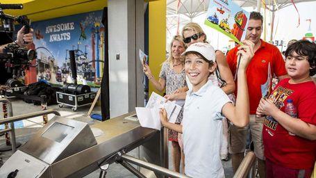 Taman Rekreasi Paling Keren Di Dubai Resmi Dibuka