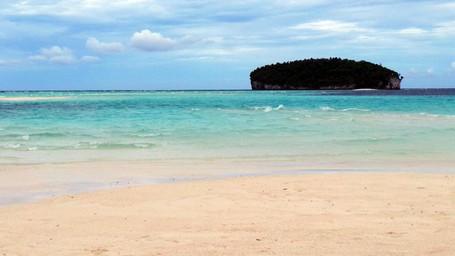 Keajaiban Alam Dari Raja Ampat, Pasir Timbul Pulau Mansuar