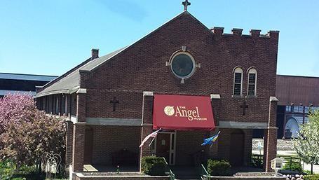 Malaikat Ada Museumnya Di Amerika