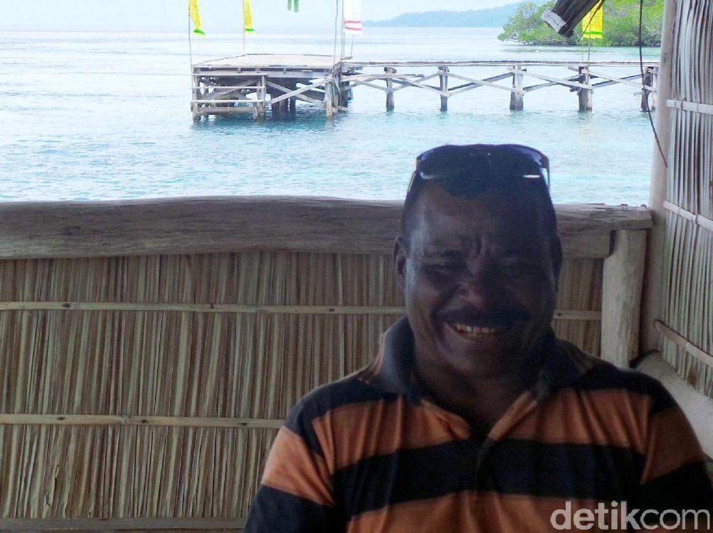 Yesaya Mayor, Putra Daerah yang Jadi Motor Pariwisata Raja Ampat