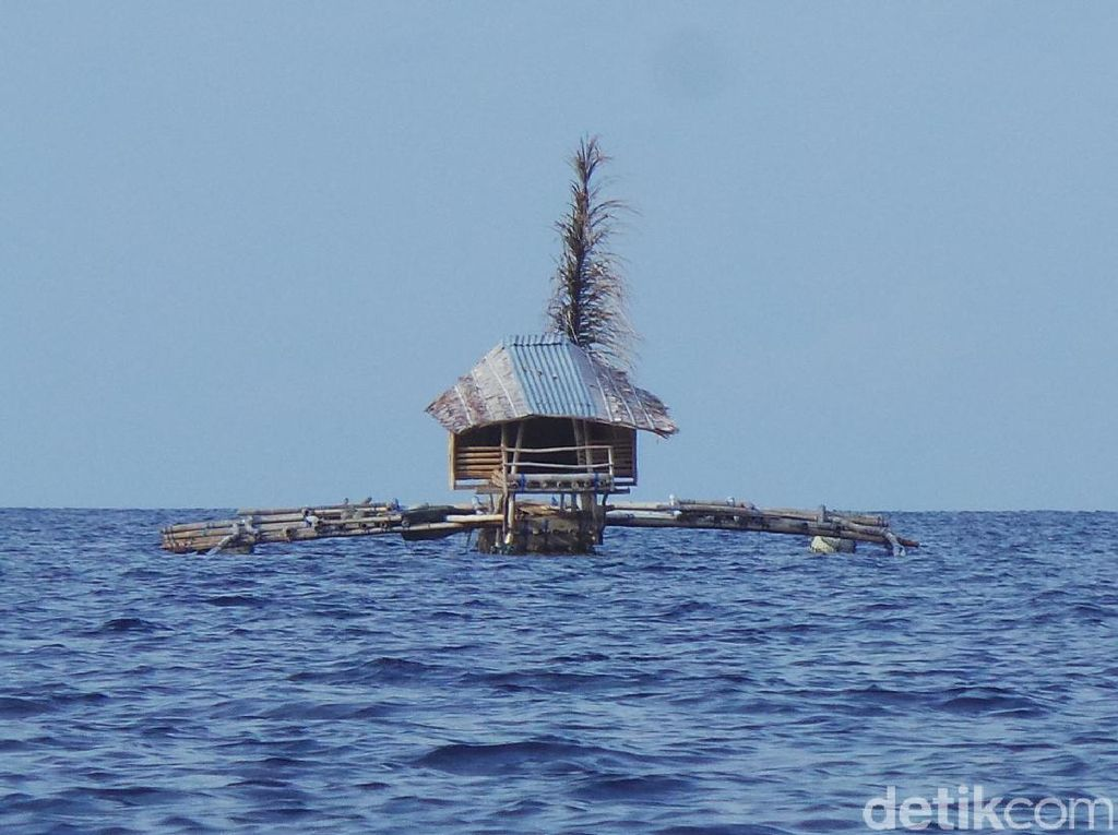 Ini Alat Tradisional Suku Bajo Untuk Tangkap Ikan