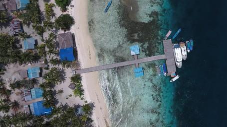 Menikmati Pesona Bawah Laut Di Raja Ampat Tanpa Snorkeling, Bisa!