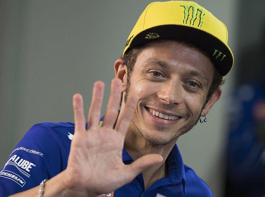 Valentino Rossi Liburan di Labuan Bajo, Ini Tanggapan Kemenpar