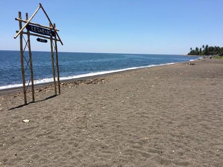 Akhir Pekan Di Lombok Utara, Serasa Punya Pantai Pribadi