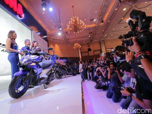 Yamaha Bocorkan Harga Aerox Saat Inden Dibuka 9 Januari