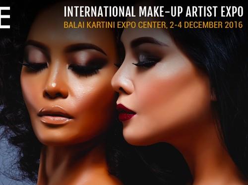 International Makeup Artist Expo Digelar di Jakarta, Desember 2016