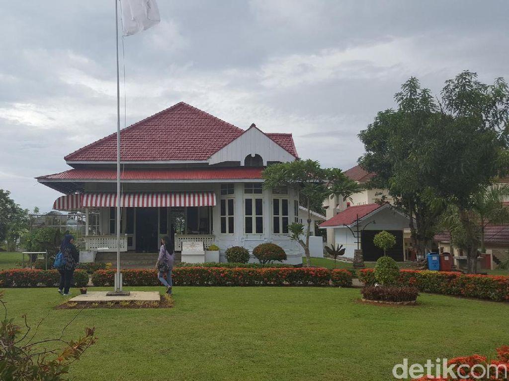 Yuk, Intip Rumah Pengasingan Bung Karno di Bengkulu