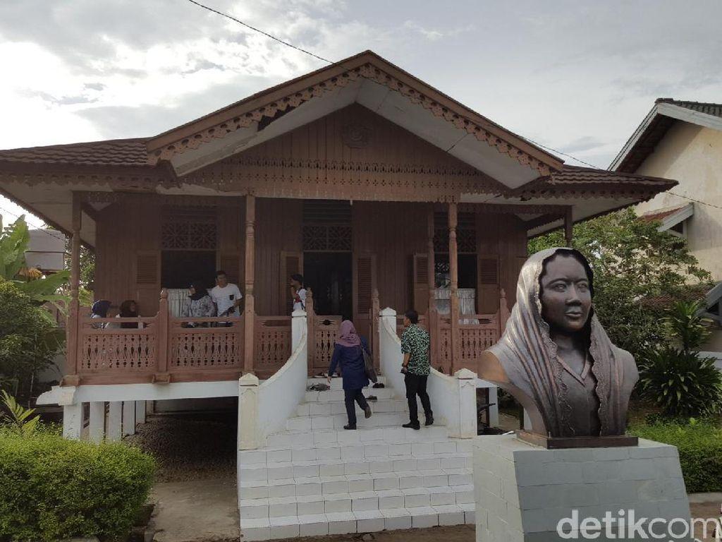 Belajar Persatuan Indonesia Lewat Rumah Fatmawati di Bengkulu