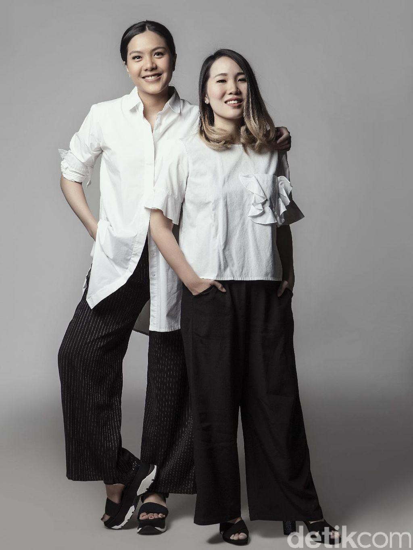 Carline dan Ria Sarwono Cotton Ink