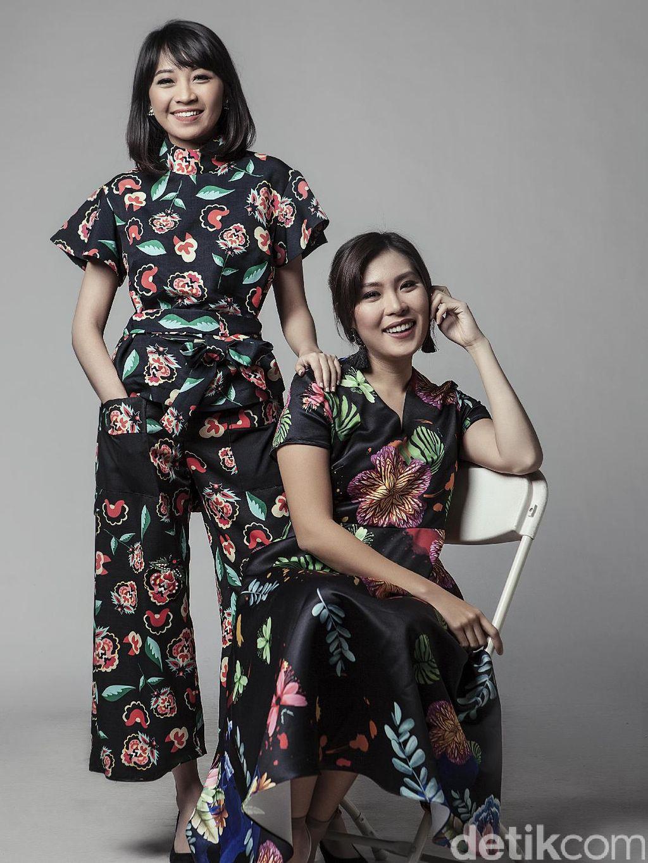 Merrie Elizabeth & Ninda Ramandiani