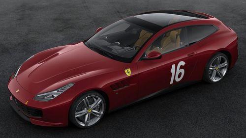Rayakan Ultah ke-70 Tahun, Ferrari Tawarkan 70 Warna Unik