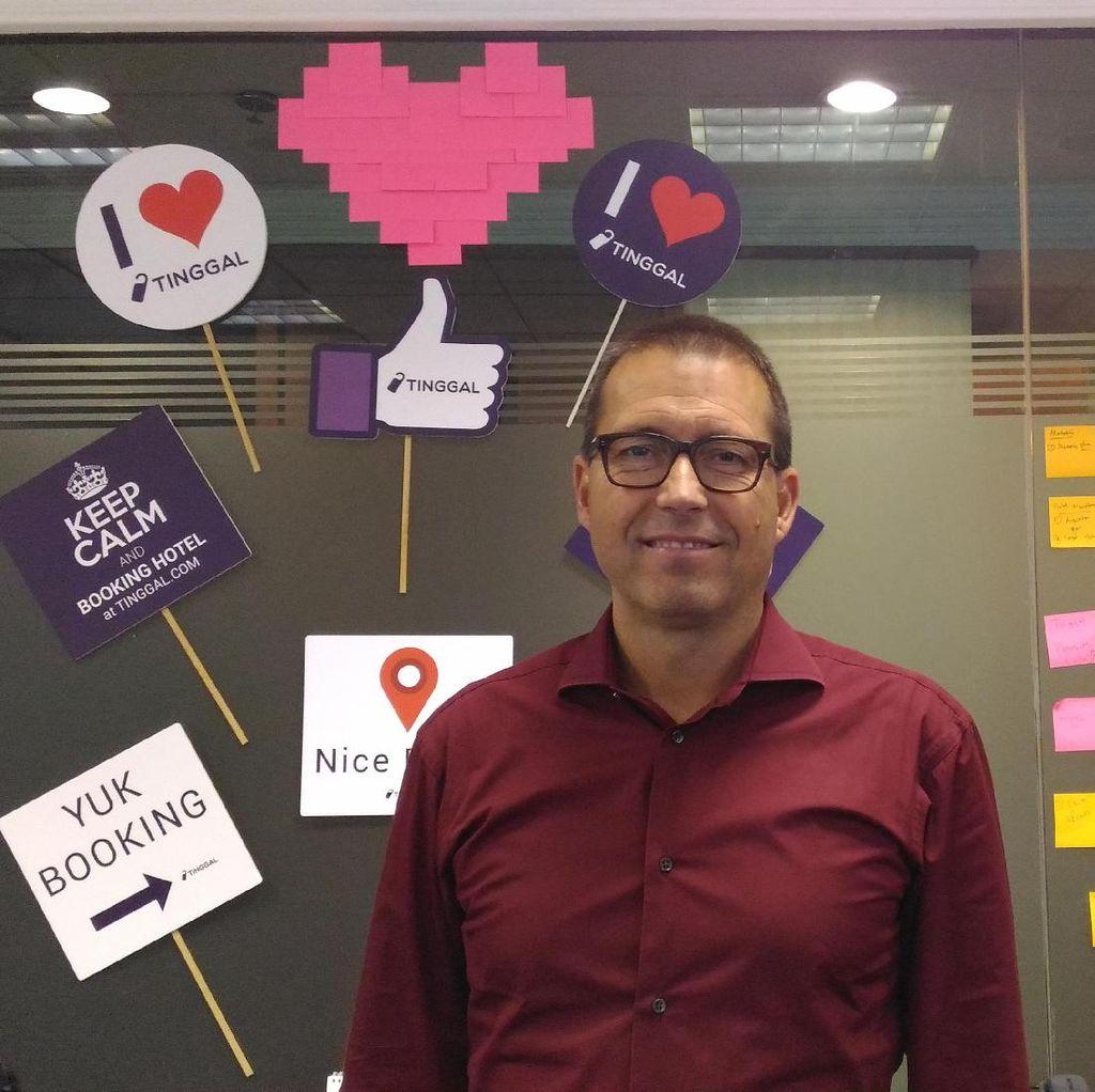 Kisah Mark Tulszcz, Berburu Startup Sampai ke Bulan